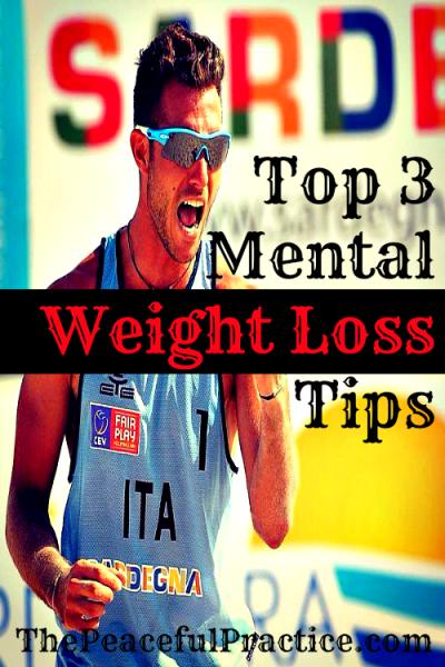 mental weight loss tips